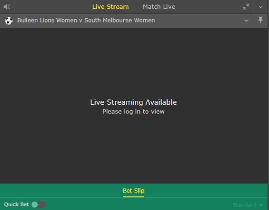 bet365 Live Betting & Streaming